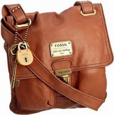 sac fossil orange sac cuir fossil femme sac 48h jackson de fossil. Black Bedroom Furniture Sets. Home Design Ideas