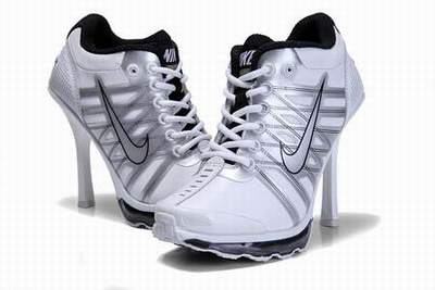 Talon pointe chaussures
